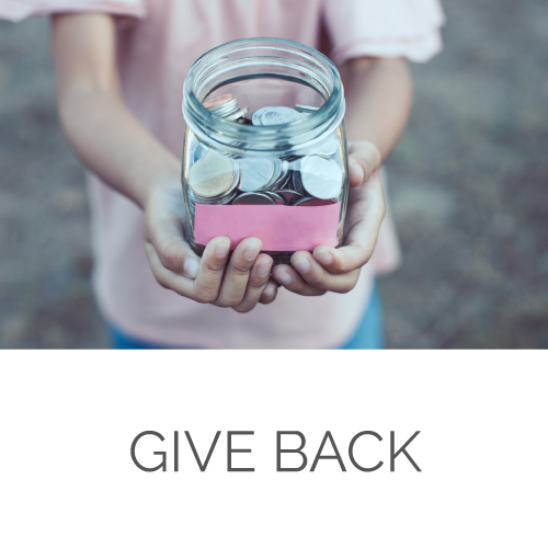 Give Back